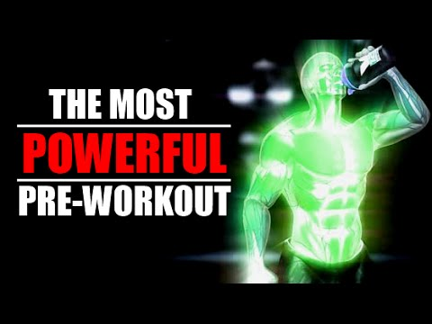 The Most Powerful Preworkout Supplement On The Planet Best