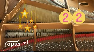 "2020 Adventskalender 22.12.2020 : ""Allegro""- Shostakovich #SonorusTrio #opus278 #Fazioli278"
