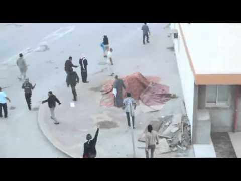 Bahrain: sitra city 14-02-2011 سترة