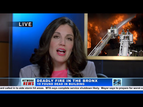 Deadly Fire in the Bronx