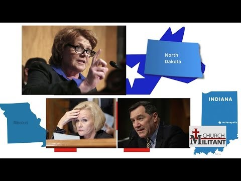 News Report — Red State Dems In A Bind — July 17, 2018