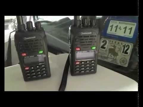 SHTF 2 WAY RADIO TEST