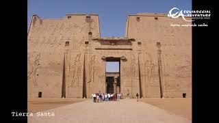 Tierra Santa - Un Viaje Espiritual y Milenario. Egipto, Jordanía, Israel.