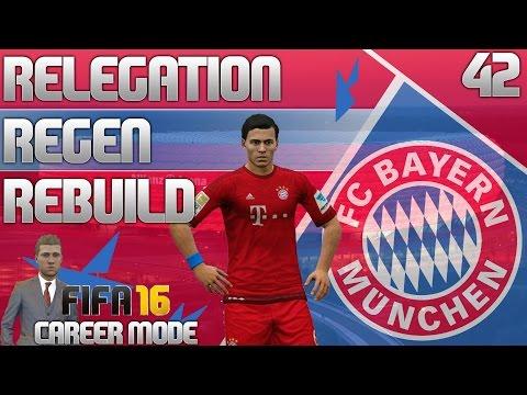 FIFA 16 Bayern Munich Career Mode - RRR - E42