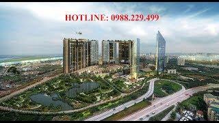 Chung Cư Sunshine City - Căn Hộ Mạ Vàng Cao Cấp - Khu Ciputra Hà Nội