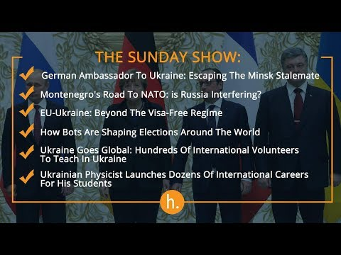 The Sunday Show: Escaping The Minsk Stalemate, Montenegro