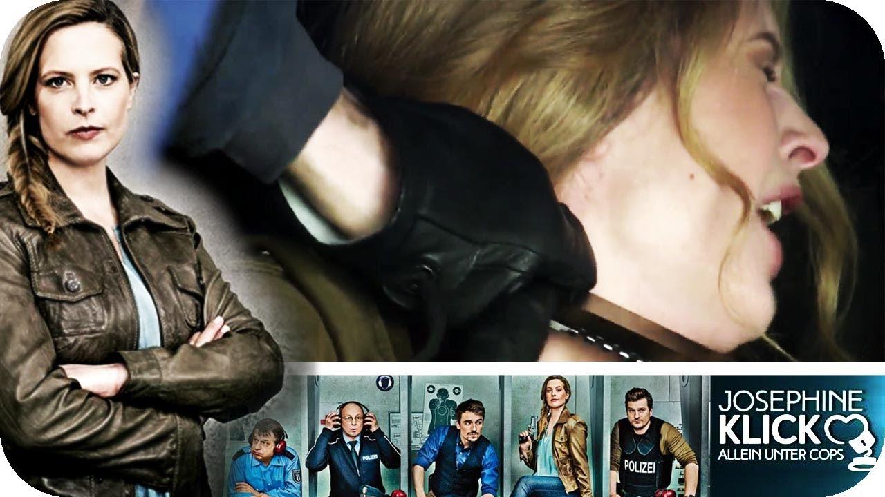 Josephine Klick - Allein unter Cops S01 F06 Das Rennen gegen die Zeit