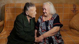 «Это подарок судьбы для нас»: разлучённые во время войны сёстры встретились спустя 78 лет