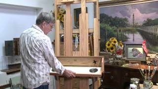 The Richeson Santa Fe Ii Easel