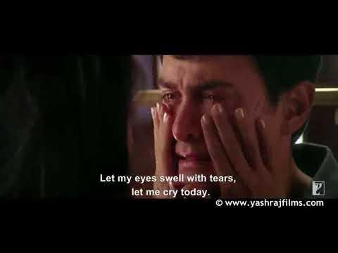 Rone De Aaj Humko Fanaa Movie Dialogue Amir Khan Best Dialogue Shayari #fanaa #shayari # Best