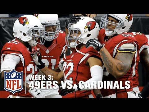 Tyrann Mathieu Grabs the 2nd Pick Six of the 1st Quarter | Cardinals vs. 49ers | NFL
