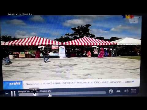 MHI-Mini Karnival RAO FM @ Ulu Bernam Tg Malim