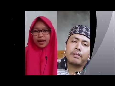 Smule sholawat  Subhanallah Suaranya Merdu_Dauni Dauni Ali Mahmudi ulya feat Ulfah Ashfia