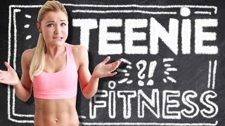 Training für Jugendliche | Richtige Ernährung | Sophia Thiel