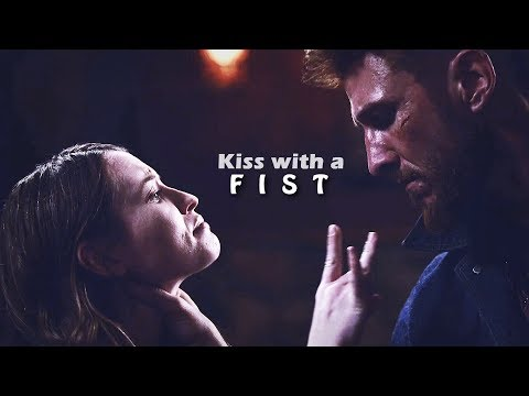 Mad Sweeny + Laura ;; Kiss with a Fist