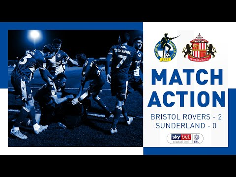 Bristol Rovers Sunderland Goals And Highlights