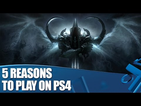 Diablo III: Reaper Of Souls - Ultimate Evil Edition: 5 Reasons to Play on PS4