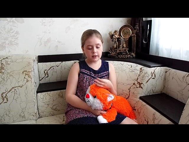 Изображение предпросмотра прочтения – АлександраКольскова читает произведение «Потешка Кисонька-Мурысенька» (Русский фольклор )