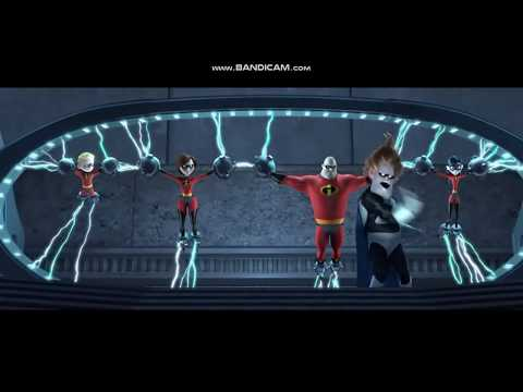 Les indestructibles/the incredibles (2004) Syndrome maddest (FRENCH)