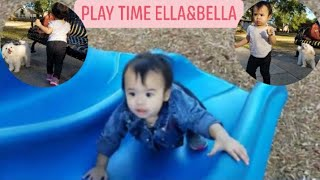 My Baby Loves Playing at the Park!