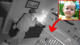 Parents Hear Man's Voice Over Baby Monitor, Then Worst Fear Turns True