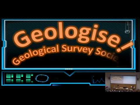 Geology's like travelling in time!