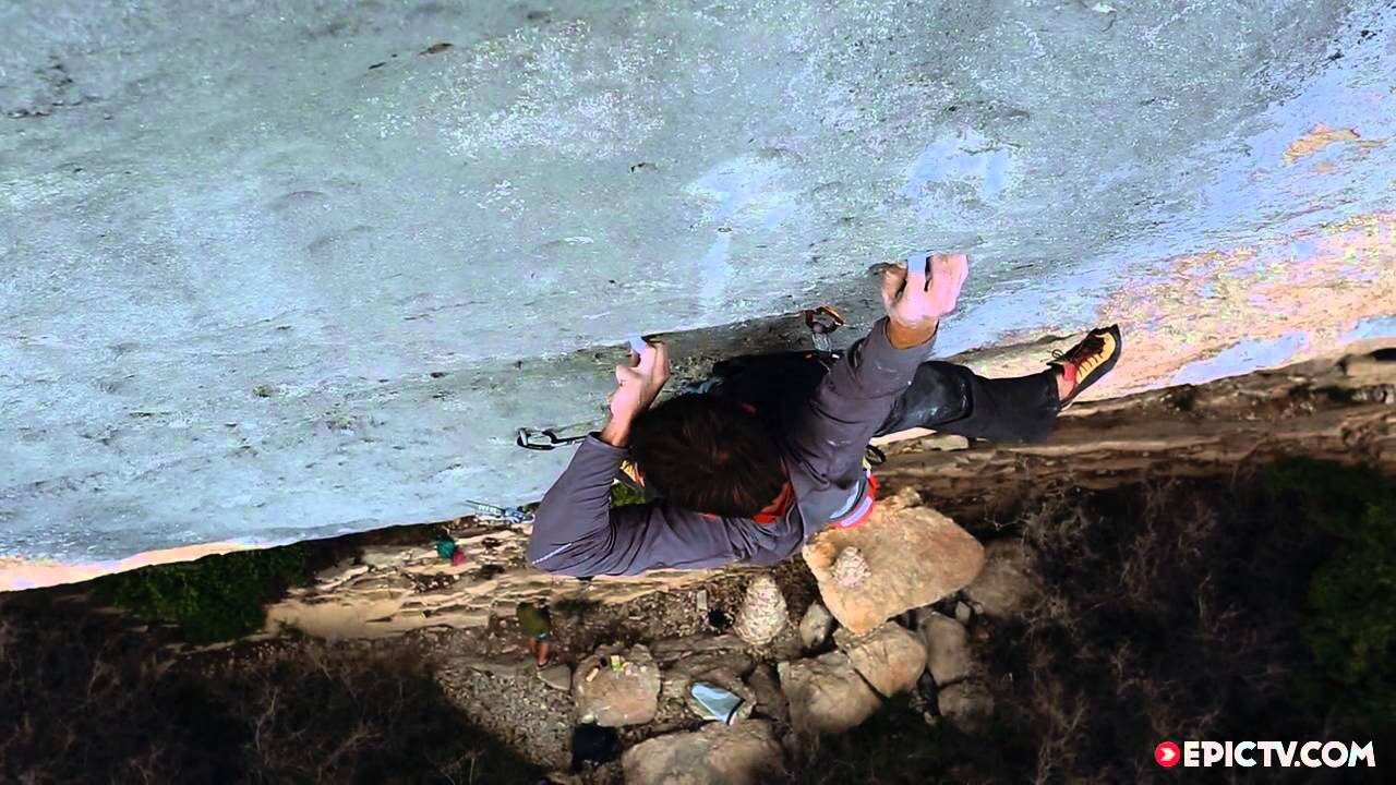 The Story Behind Jonathan Siegrist's Send Of Biographie/Realization (9a+/5.15a)    Nomad, Ep. 1