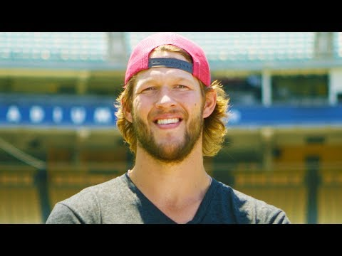 Clayton Kershaw Wants YOU to Join Him at Dodger Stadium // Omaze