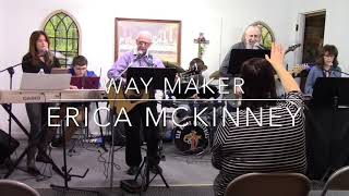 Way Maker | Erica Renee Mckinney