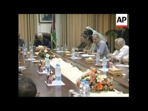 Abbas urges Islamic militants to respect cease-fire