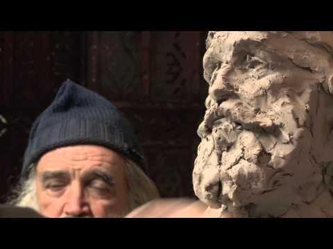 "Robert Liberace teaches ""The Portrait in Terra Cotta"" sculpture Excerpts large"