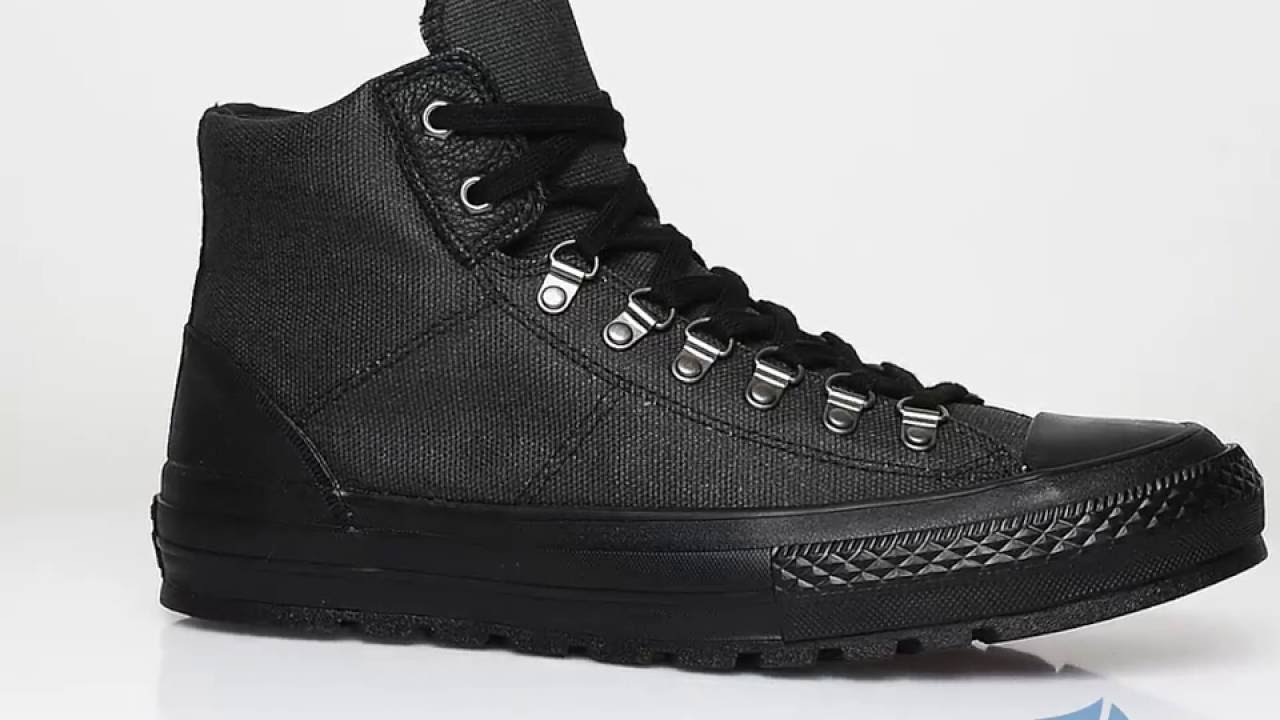 8106fa6f6d6d96 Converse Chuck Taylor All Star Street Hiker Men - Sportizmo - YouTube