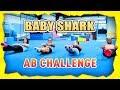 Gymnastics Coaches Try The Baby Shark Ab Challenge  Rachel Marie