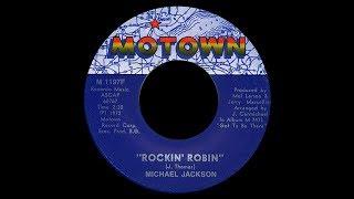 Michael Jackson ~ Rockin' Robin 1972 Soul Purrfection Version