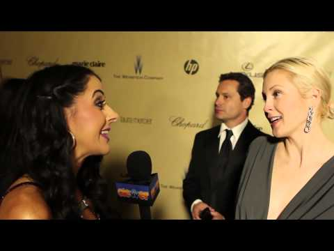 Kelly Rutherford Talks About Gossip Girl Movie