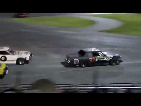 Brownstown speedway vs Sportsdrome speedway.