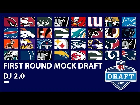 Full 1st Round 2019 Mock Draft Updated Post Combine: DJ 2.0