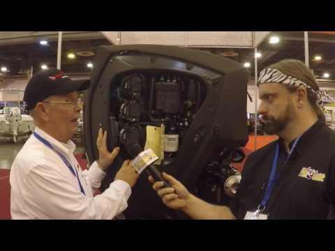 Red Wing Boat Co - Evinrude Motors -2017 Houston Boat Show