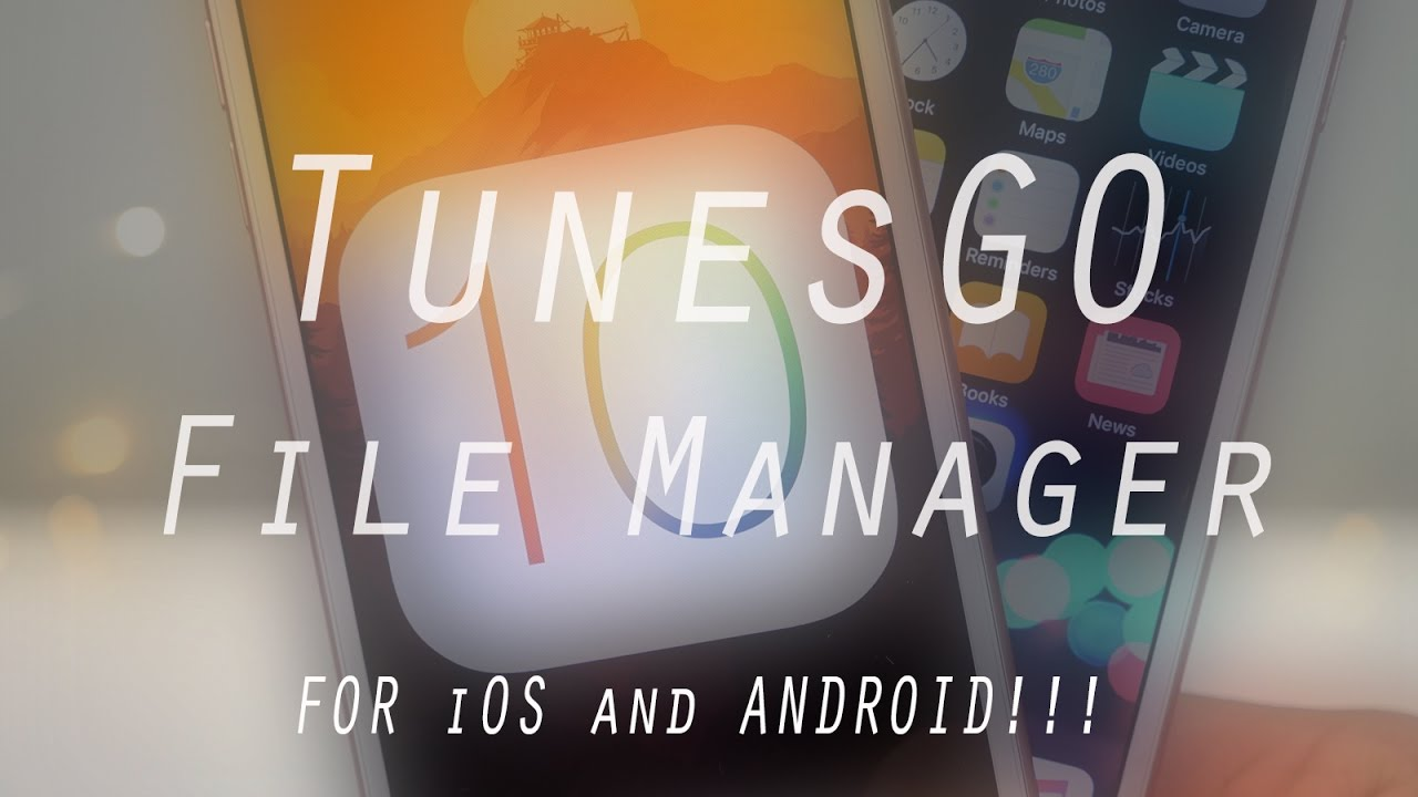 Wondershare TunesGo - BEST iOS