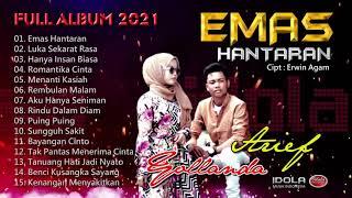 Yollanda & Arief 💚 Emas Hantaran ( Full Album) | Lagu Pop Melayu Terbaru 2021