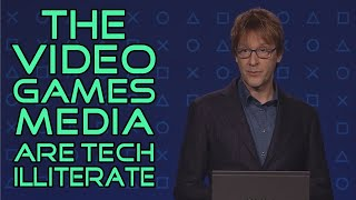 Tech Illiterate Journalists are Failing Gamers - The Rant is GO