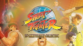 Street Fighter 30th Anniversary Collection - Announcement Trailer
