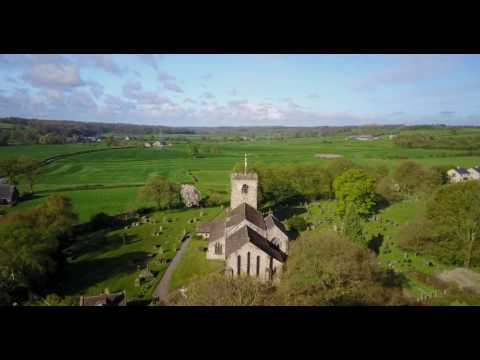 Ribchester and the Ribble Valley, Lancashire UK