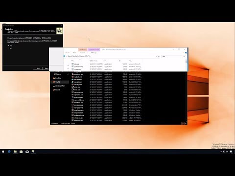 Running XP Executables On Windows 10