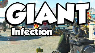 GIANT INFECTION is AMAZING! (Call of Duty: Modern Warfare Infected)