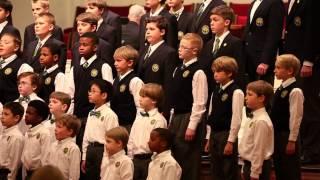 The Georgia Boy Choir - Bridge Over Troubled Water