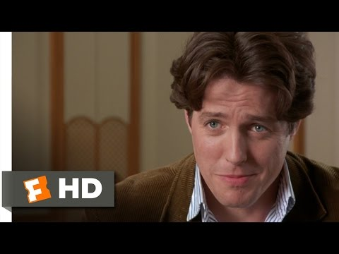 Notting Hill (4/10) Movie CLIP - Questions & Apologies (1999) HD