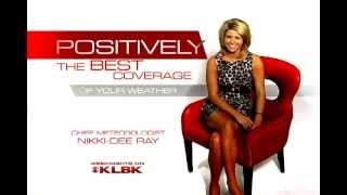 KLBK WX Positively Meteorologist Nikki-Dee Ray - YouTube