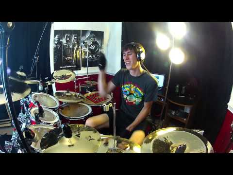 It's Tricky - Drum Cover - RUN-DMC (Jackyl Rock Cover)