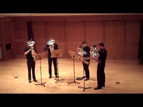 Euphonium Quartet